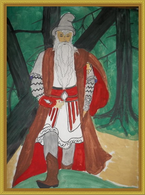 Картинки из сказки берендей